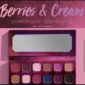 """💜Dominique Cosmetics """"Berries & Cream"""" Palette💜"""
